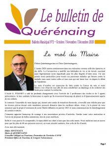 Bulletin Municipal N°2 - Page 1