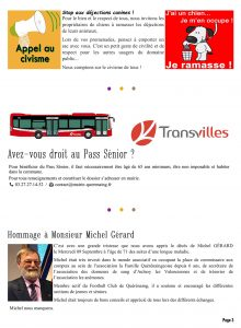 Bulletin Municipal N°2 - Page 3