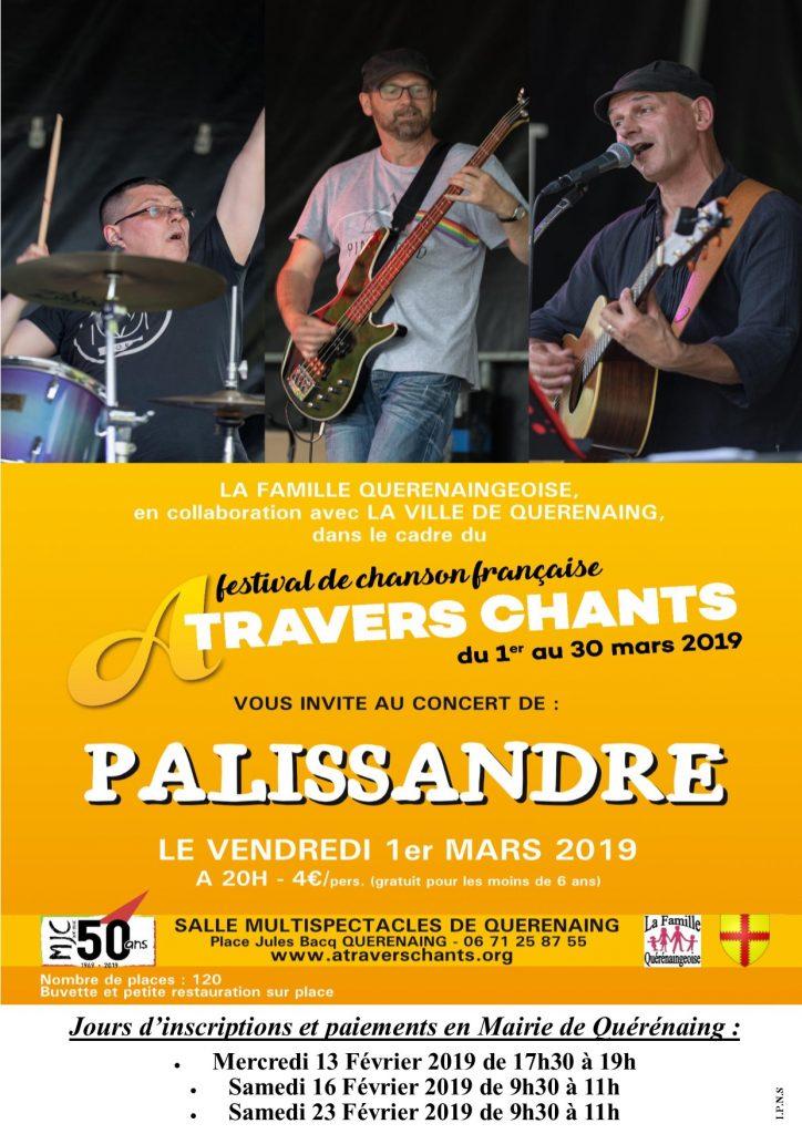 Affiche Palissandre - Mars 2019
